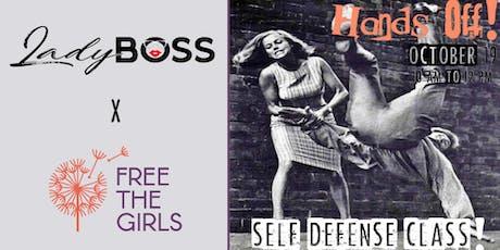 LadyBoss x Free The Girls Benefit tickets