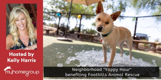 "Neighborhood Give Back ""Yappy"" Hour"