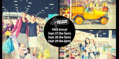 FREE Admission | JBF San Mateo/Bay Area Kids' Sale, Fall 2019