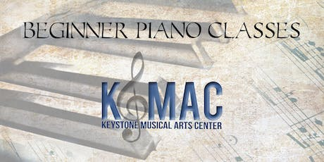 Free Introductory Piano Class (youth) tickets