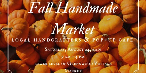 Fall Handmade Market