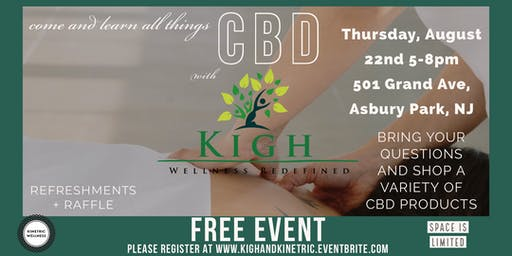 Kigh CBD answers all your CBD questions