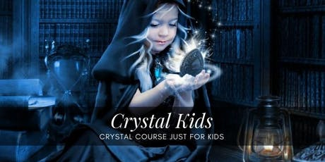 Crystal Kids Learning Course tickets