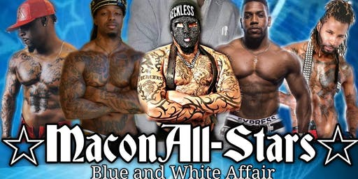 Macon All-Stars Blue and White Affair