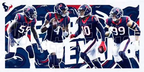 Houston Texans Season Opener tickets