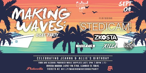 Making Waves: Boat Party