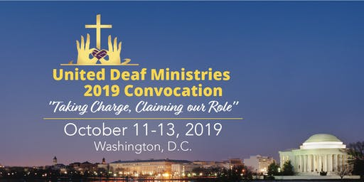 United Deaf Ministries 2019 Convocation