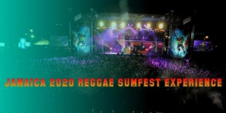 Jamaica 2020 Reggae Sumfest Experience (Hotels + Tickets) tickets