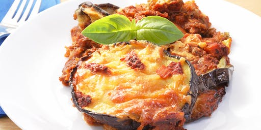 Authentic Italian Eggplant Parmesan