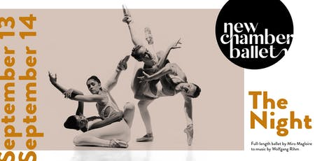 The Night - A Ballet By Miro Magloire tickets