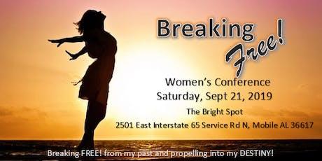 Breaking FREE! Women's Conference tickets