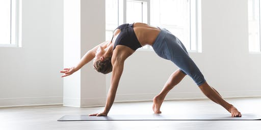 Sweat of the Month: Yoga