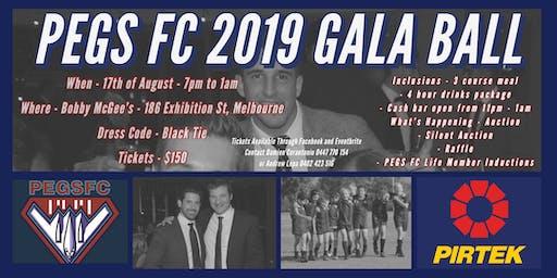 PEGS FC 2019 Gala Ball