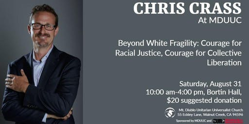 Chris Crass - Beyond White Fragility