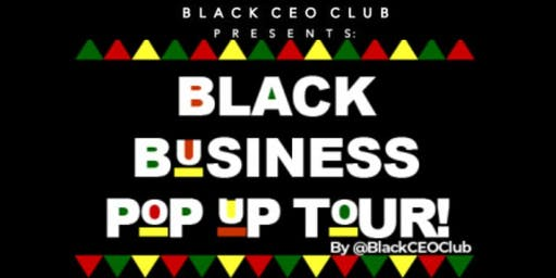 Pop-Up For the Culture: Black Business Expo & Day Party ( Vendors Wanted ) 93.9 WKYS DJ Gemini