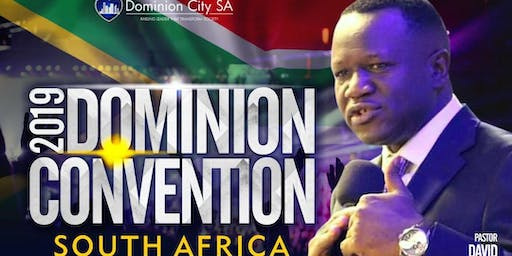 2019 Dominion Convention South Africa