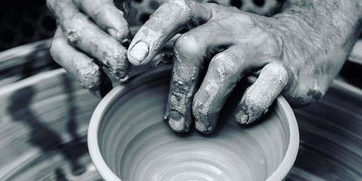 Pottery Wheel Intensive Weekend Course