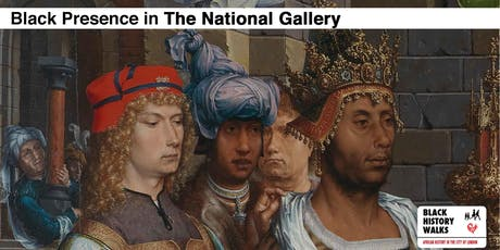 Black Presence in the National Gallery (August) tickets