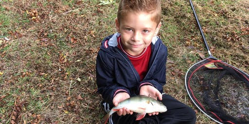 Free Let's Fish!  - Heckmondwike - Learn to Fish Sessions
