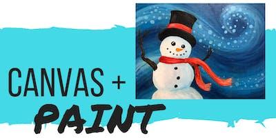 Canvas+Paint - December