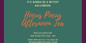 Hocus Pocus Afternoon Tea