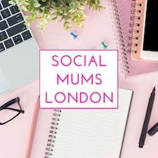 Social Mums London - East London logo