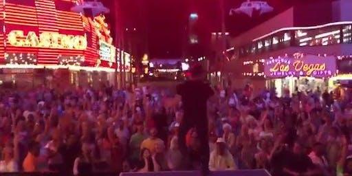 Country Music Star & Las Vegas Sensation Sam Riddle!