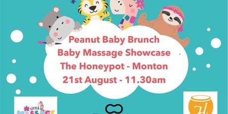 Peanut Meet up Brunch - Showcase Series - Little Massage tickets