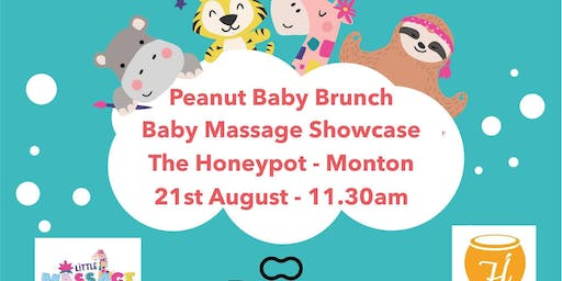 Peanut Meet up Brunch - Showcase Series - Little Massage