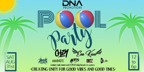 The End of Summer Pool Party Extravaganza! tickets