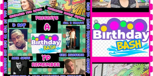 SIKESTON EAGLES BIRTHDAY BASH MUSIC & COMEDY EVENT
