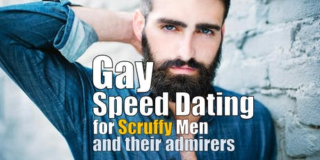 Gay Speed Dating for Scruffy Guys - Sat 10/12 tickets