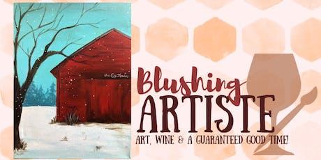 Blushing Artiste - December 12th tickets