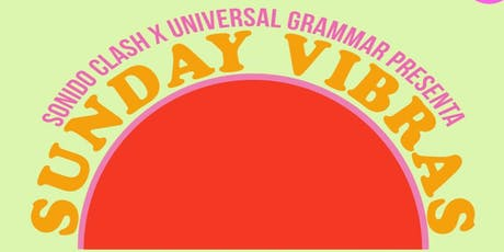 Sunday Vibras Day Party tickets