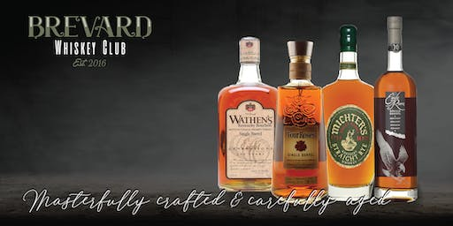 The Brevard Whiskey Club Presents: Single Barrel Expressions