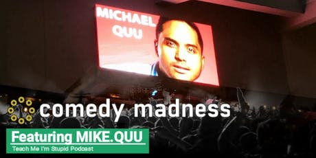 FREE TICKETS TO COBB'S COMEDY CLUB FOR THE COMEDY MADNESS SHOW tickets