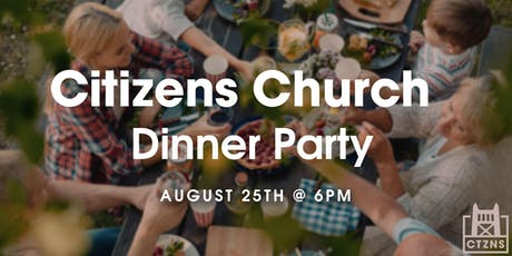 Citizens Dinner Party tickets