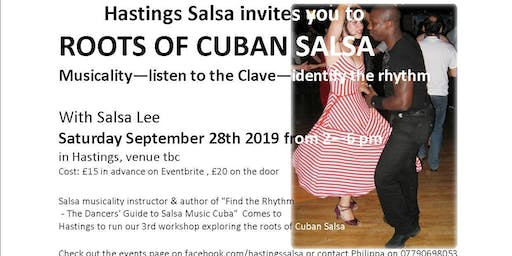 Roots of Cuban Salsa - Musicality, Listen to the Clave, Find the Rhythm