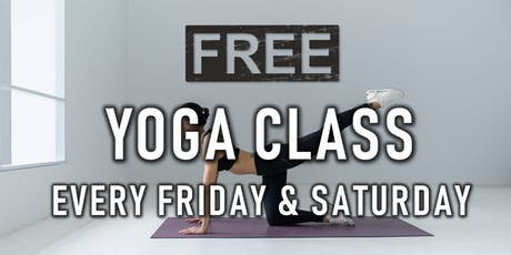 Yoga Classes In South Leeds | Free Trials [Free Yoga Mats] tickets