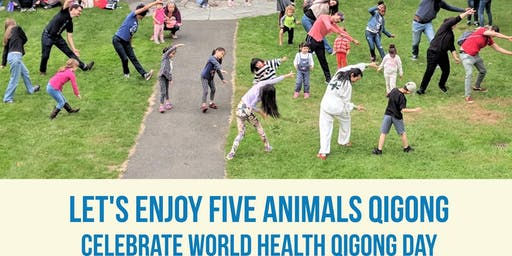 World Health Qigong Day Milford