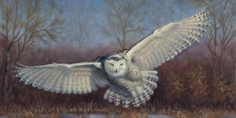 Painting Wildlife in the Winter Landscape with artist Molly Sims tickets