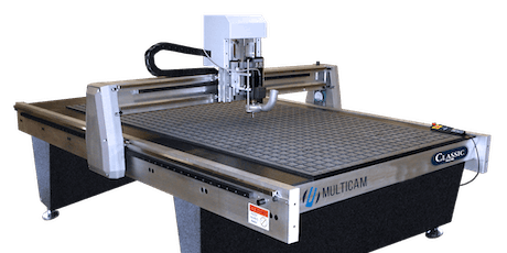 MultiCam CNC Router Class (Wood Only) tickets