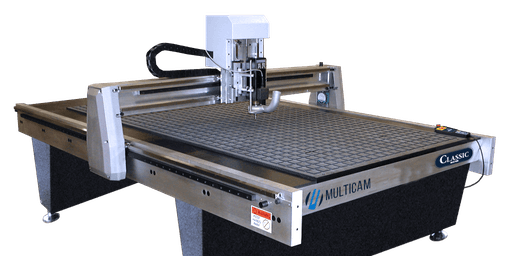 MultiCam CNC Router Class (Wood Only)