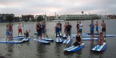 Rotary Paddleboarding FUNdraiser