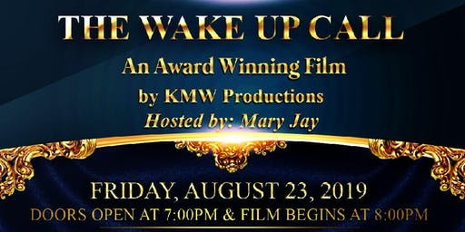 Radio Angels & Promoters Ball Presents: The Wake Up Call