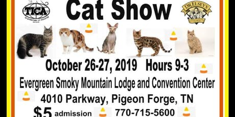 Cat Show tickets