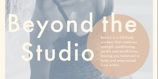 barre3 +TOWNS  pop up class!