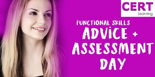 Functional Skills English Advice Day