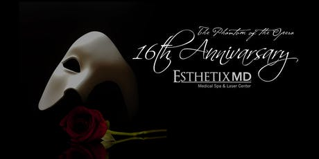 EsthetixMD 16th Anniversary Celebration tickets