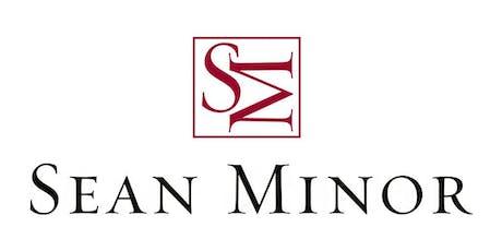 Sean Minor Wine Dinner tickets